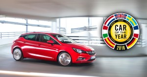 Astra Car of the Year 2016